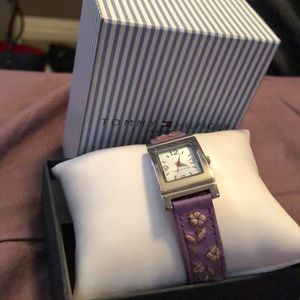Reversible Tommy Hillfiger Watch
